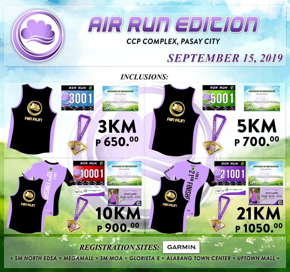AIR RUN 2019