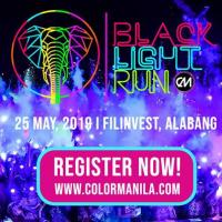 CM BLACKLIGHT MANILA