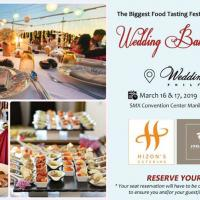 TOP WEDDING CATERERS' GRAND FOOD TASTING