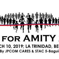 RUN FOR AMITY 2019
