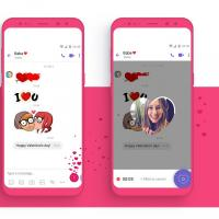 "The New Way to Say ""I Love You"" this Valentine's Day with Viber!"