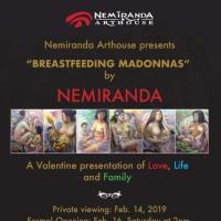BREASTFEEDING MADONNAS