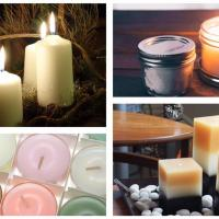 DECORATIVE AROMATIC CANDLE MAKING SEMINAR