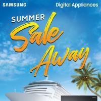 SAMSUNG'S 'SUMMER SALE AWAY' PROMO