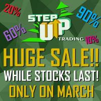 HUGE MARCH SALE!