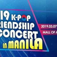 2019 K-POP FRIENDSHIP CONCERT IN MANILA