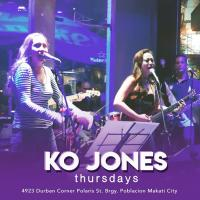 KO JONES AT ALCHEMY BISTRO BAR