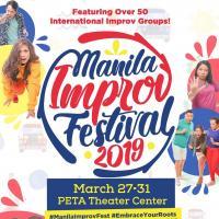 Manila Improv Festival 2019