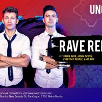 RAVE REPUBLIC AT COVE MANILA