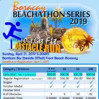 BORACAY OBSTACLE RUN 2019