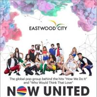 Now United Live at Eastwood City