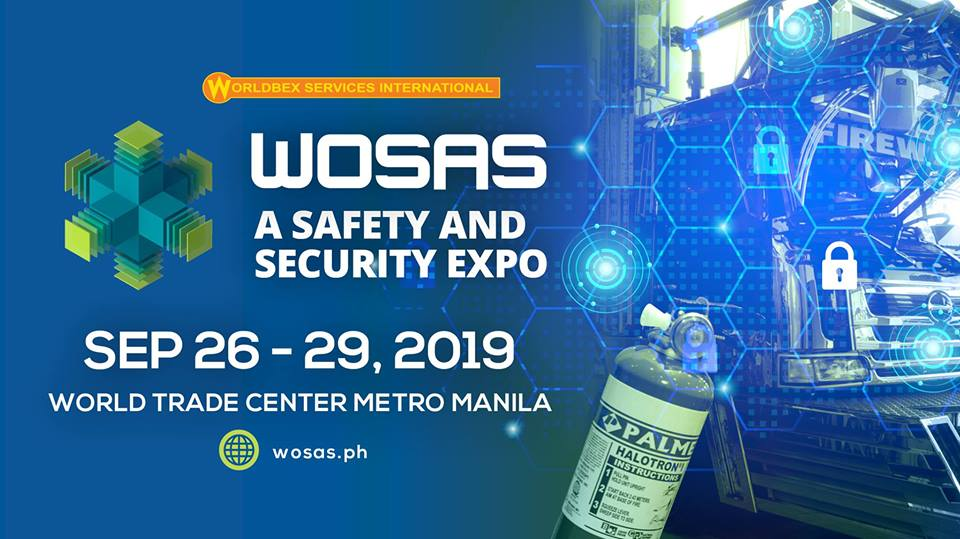 WORLD OF SAFETY AND SECURITY EXPO 2019