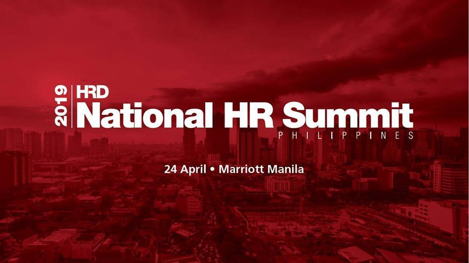 NATIONAL HR SUMMIT PHILIPPINES 2019