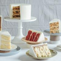 NEW FLAVORS OF FONDANT CAKE