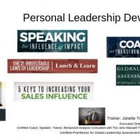 MANILA: PERSONAL LEADERSHIP DEVELOPMENT