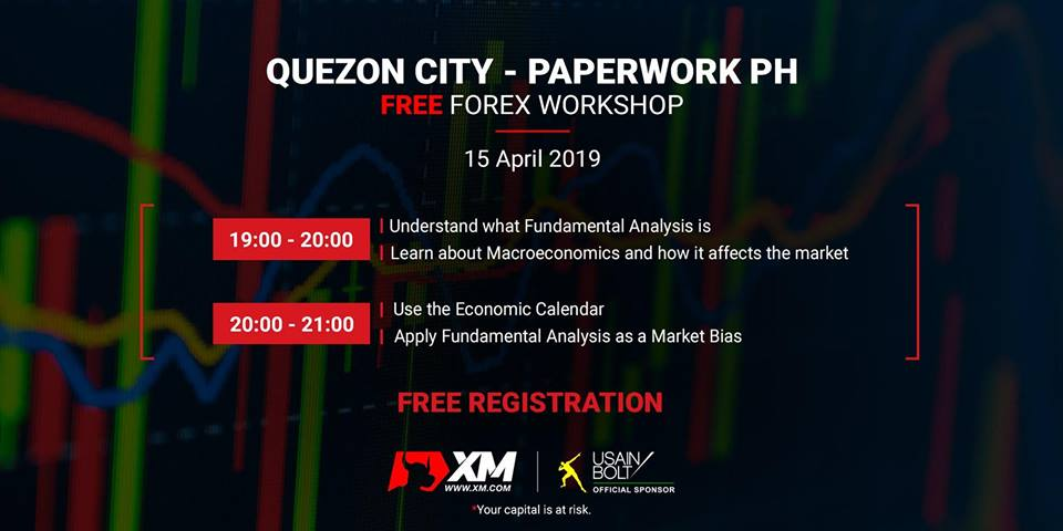 XM WORKSHOP QUEZON - FUNDAMENTAL ANALYSIS AND MACROECONOMICS