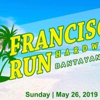 FRANCISCA HARDWARE RUN 2019