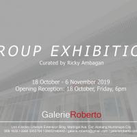 GROUP EXHIBITION | CURATED BY RICKY AMBAGAN