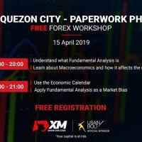 XM WORKSHOP QUEZON - FUNDAMENTAL ANALYSIS AND MACROECONOMICS