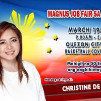 MAGNUS EVENTUS INC. 9TH ANNIVERSARY JOB FAIR