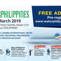 WATER PHILIPPINES EXPO & CONFERENCE 2019