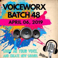 VOICEWORX 48 : BASIC DUBBING AND VOICE ACTING WORKSHOP