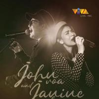 JOHU NOA AND JANINE TEÑOSO AT THE MUSIC HALL