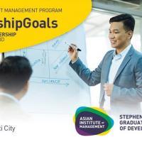 LEADERSHIPGOALS: 4.0 DEVELOPMENT LEADERSHIP