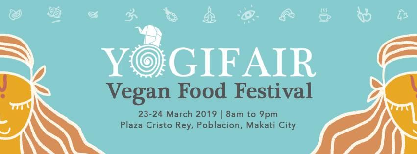YOGI FAIR - A VEGAN FOOD FESTIVAL