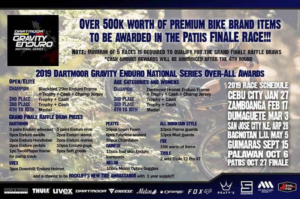 PATIIS GRAVITY ENDURO RACE