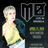 MØ Live in Manila