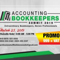 ACCOUNTING BOOKKEEPERS SUMMIT MANILA 2019