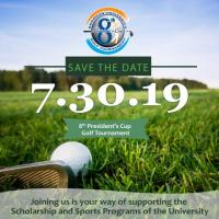 8TH PRESIDENT'S CUP GOLF TOURNAMENT