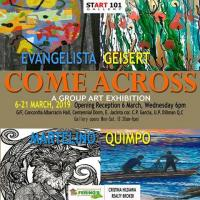 COME ACROSS: A GROUP ART EXHIBITION