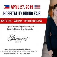 APRIL HIRING FAIR 2019
