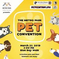 THE METRO PARK PET CONVENTION