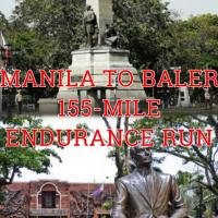 MANILA TO BALER 155-MILE ENDURANCE RUN