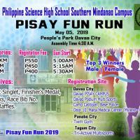 PISAY FUN RUN 2019