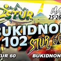 STUR60 & BUKIDNON 102 ULTRAMARATHON