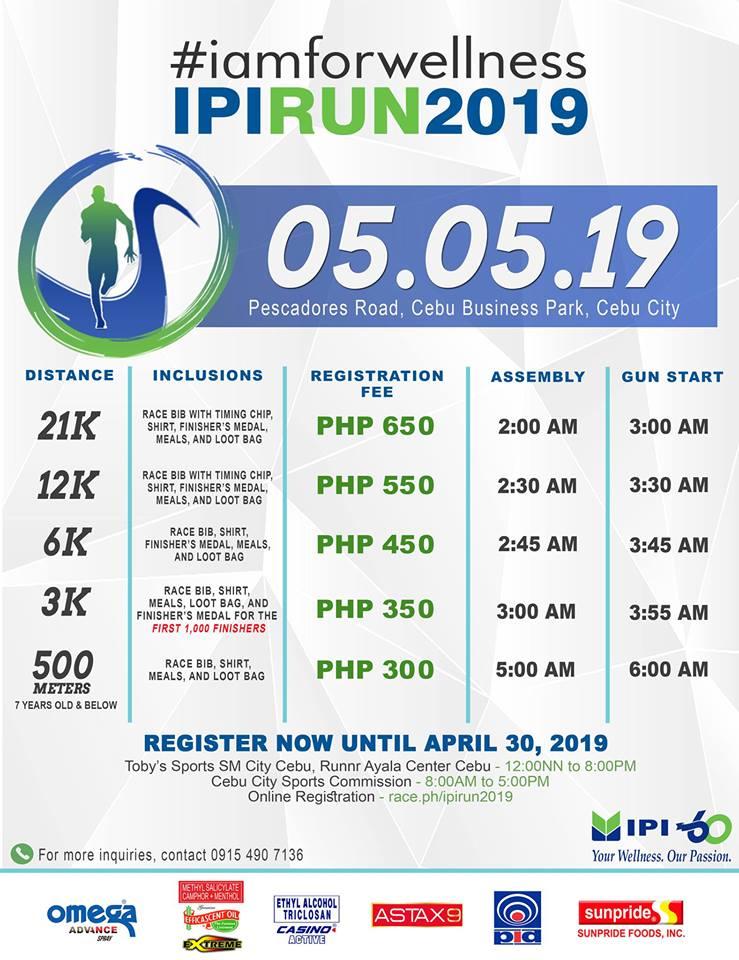 IPI RUN 2019