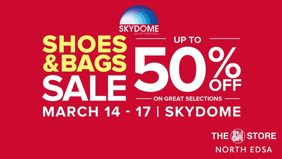 SKYDOME SHOES AND BAGS SALE