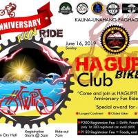 HAGUPIT BIKERS CLUB 1ST ANNIVERSARY FUN RIDE