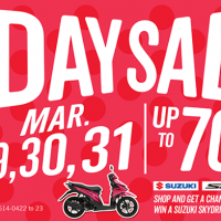 SM CITY TRECE MARTIRES 3 DAY SALE