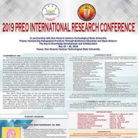 2019 PREO INTERNATIONAL RESEARCH CONFERENCE