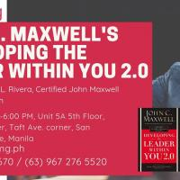 JOHN MAXWELL: DEVELOPING THE LEADER WITHIN YOU 2.0