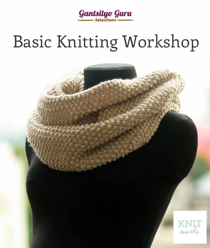 2-DAY BASIC KNITTING WORKSHOP