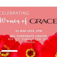 WOMEN OF GRACE CELEBRATION!
