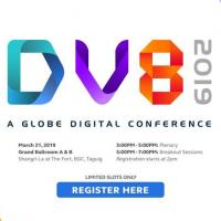 DV8 - A GLOBE DIGITAL CONFERENCE