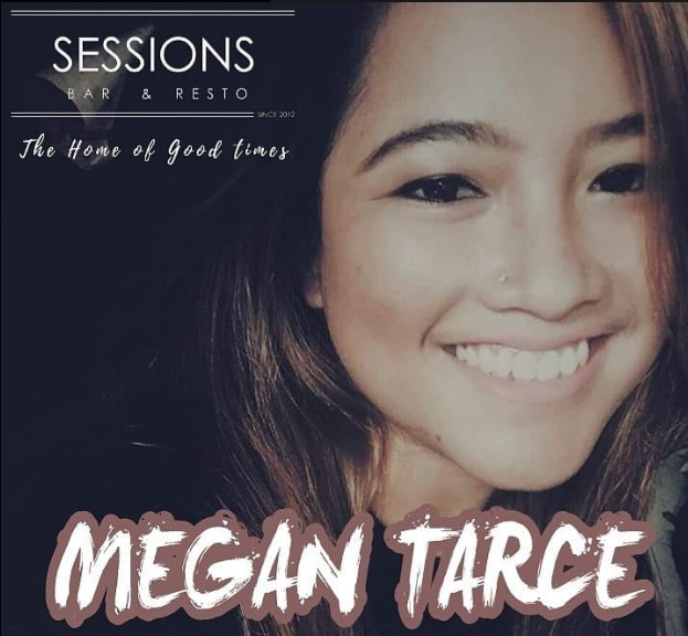 MEGAN TARCE AT SESSIONS BAR MNL