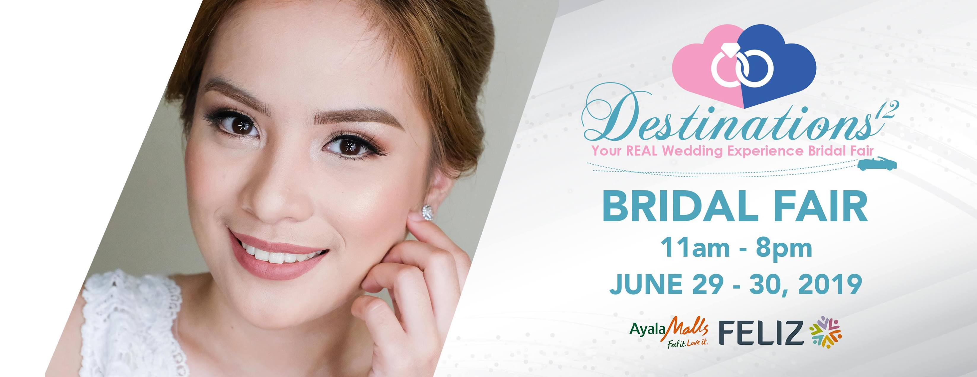 DESTINATIONS 12 BRIDAL FAIR